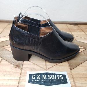 NWOB Shoes For Crews Elva Black Slip Resistant